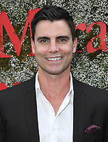 11 June 2019 - West Hollywood, California - Colin Egglesfield. 2019 InStyle Max Mara Women In Film Celebration held at Chateau Marmont. Photo Credit: Birdie Thompson/AdMedia