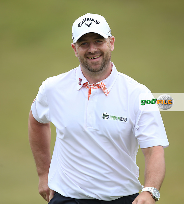 Craig Lee (SCO) makes birdie on the 5th during Round Two of the Africa Open 2015 at the East London Golf Club, East London, Eastern Cape, South Africa. Picture:  David Lloyd / www.golffile.ie. 06/03/2015