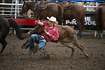 Kyler Dick during the Cody Stampede event in Cody, WY - 7.1.2019 Photo by Christopher Thompson