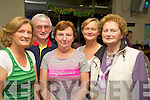 At Kerry Airport ahead of the Kerry MS pilgrimage to Lourdes were Mary O'Connor, Paddy O'Donoghue, Mary O'Donoghue, Joan Curtin and Anne Daly, Killarney.   Copyright Kerry's Eye 2008