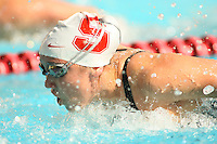 STANFORD, CA - FEBRUARY 13:  Andi Murez of the Stanford Cardinal during Stanford's 167-131 win over California at the Avery Aquatic Center on February 13 , 2010 in Stanford, California.