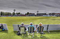 HDR Artistic view of the St Lawrence ground during the Specsavers County Championship Div 2 game between Kent and Sussex at the St Lawrence Ground, Canterbury, on May 11, 2018
