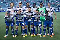 Carson, California - Wednesday, May 21, 2014: The LA Galaxy defeated FC Dallas 2-1 in a Major League Soccer (MLS) match at StubHub Center stadium.