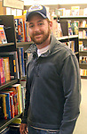 "3-14-09.Exclusive.Scott Grimes reading books at Barnes Nobles in Calabasas ca .Scott stated, ""I am really thankful for being on ER for so long and I am sad that this is the shows last season.""..AbilityFilms@yahoo.com.805-427-3519.www.AbilityFilms.com"