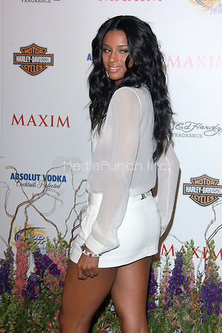 Ciara at the 11th Annual Maxim Hot 100 Party at Paramount Studios in Los Angeles, California. May 19, 2010.Credit: Dennis Van Tine/MediaPunch