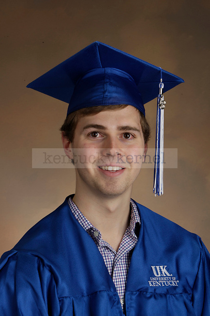 Reedy, Luke photographed during the Feb/Mar, 2013, Grad Salute in Lexington, Ky.