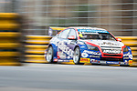 Tom Coronel races the FIA WTCC during the 61st Macau Grand Prix on November 14, 2014 at Macau street circuit in Macau, China. Photo by Aitor Alcalde / Power Sport Images