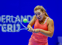 Rotterdam, Netherlands, December 13, 2017, Topsportcentrum, Ned. Loterij NK Tennis, Donnaroza Gouvernamte  (NED)<br /> Photo: Tennisimages/Henk Koster
