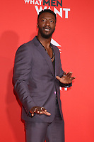 "LOS ANGELES - JAN 28:  Aldis Hodge at the ""What Men Want"" Premiere at the Village Theater on January 28, 2019 in Westwood, CA"