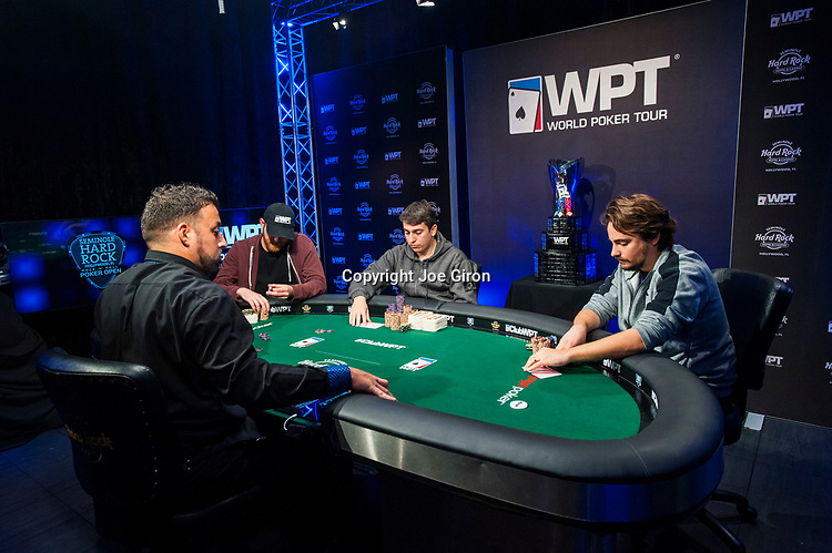 WPT Seminole Rock N Roll Poker Open Season 2017-2018