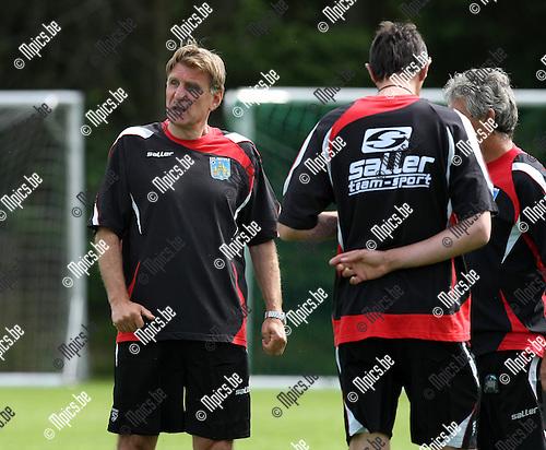 2009-06-22 / Voetbal / Eerste training KVC Westerlo / Jan Ceulemans..Foto: Maarten Straetemans (SMB)