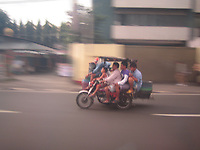 motorbike in manila<br />