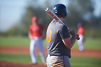 Sam Boshart (53), from Brooklin, Ontario, while playing for the Giants during the Under Armour Baseball Factory Recruiting Classic at Red Mountain Baseball Complex on December 28, 2017 in Mesa, Arizona. (Zachary Lucy/Four Seam Images)