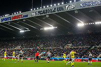 A general view of St James' Park, home of Newcastle United, splay continues in the first half<br /> <br /> Photographer Alex Dodd/CameraSport<br /> <br /> Emirates FA Cup Third Round - Newcastle United v Blackburn Rovers - Saturday 5th January 2019 - St James' Park - Newcastle<br />  <br /> World Copyright &copy; 2019 CameraSport. All rights reserved. 43 Linden Ave. Countesthorpe. Leicester. England. LE8 5PG - Tel: +44 (0) 116 277 4147 - admin@camerasport.com - www.camerasport.com