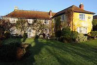Thackston Cottage  Somerset, England.