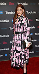 "Debra Messing attends the Broadway Opening Night of ""Tootsie"" at The Marquis Theatre on April 22, 2019  in New York City."
