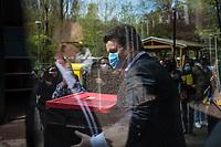 2020/04/17 Soziales   Corona   Hubertus Heil   Küche Bisamkiez
