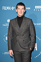 Gwilym Lee<br /> arriving for the British Independent Film Awards 2018 at Old Billingsgate, London<br /> <br /> ©Ash Knotek  D3463  02/12/2018