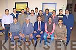The newly formed Killarney Cultural Group of Bangladesh who met in the Brehon Hotel Killarney on Monday evening front row l-r: Saifur Rahman, Shahab Uddin Ali, Mo Abu Tayub Chairman, Ariful Islam (Ripon), Mohammed Salim. Back row: Kazi Jakir Hossain, Abdul Malek, MD. Zahidul Islam, Abdul Kuddus, MD. Afsarul Islam, Mozammei Hoque, Treserar Alamgir, Lokman Hossain, Mohammad Jahangir, Zillur Rahman and MD. Mizanur Rahman
