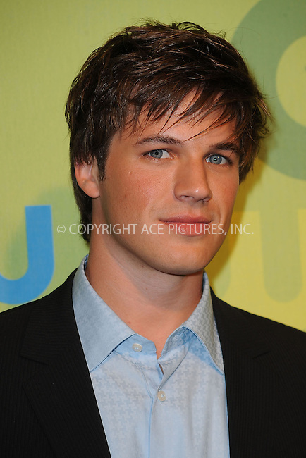 WWW.ACEPIXS.COM . . . . . ....May 21 2009, New York City....Actor Matt Lanter arriving at the 2009 The CW Network UpFront at Madison Square Garden on May 21, 2009 in New York City.....Please byline: KRISTIN CALLAHAN - ACEPIXS.COM.. . . . . . ..Ace Pictures, Inc:  ..tel: (212) 243 8787 or (646) 769 0430..e-mail: info@acepixs.com..web: http://www.acepixs.com