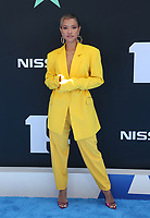 LOS ANGELES, CA - JUNE 23: Karrueche Tran at the 2019 BET Awards at the Microsoft Theater in Los Angeles on June 23, 2019. Credit: Faye Sadou/MediaPunch