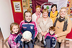 Launching the scartaglen ladies Gaa Style and Fashion gala which will be held in the Heritage  Centre on 18 November were Tara Kerin Ruth O Callaghan Mary Dineen Sheila Galvin Sean Kerin Anna Kerin Mellissa o Callaghan