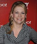WEST HOLLYWOOD, CA. - November 18: Melissa Joan Hart arrives at the US Weekly's Hot Hollywood 2009 at Voyeur on November 18, 2009 in West Hollywood, California.