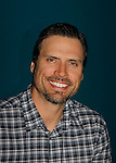 Joshua Morrow - The Young and The Restless - Genoa City Live celebrating over 40 on February 20, 2016 at the Wellmont Theatre, Montclair, NJ. on stage with questions and answers followed with autographs and photos in the theater.  (Photo by Sue Coflin/Max Photos)