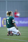 13 July 2003: Melissa Moore after giving up the first Boston goal. The Boston Breakers defeated the Philadelphia Charge 3-1 at Boston University's Nickerson Field in Boston, MA in a regular season WUSA game..Mandatory Credit: Andy Mead/Icon SMI