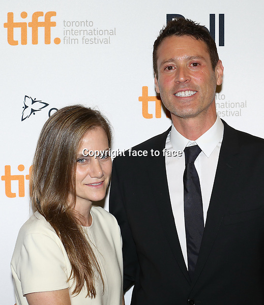 Melisa Wallack and Craig Borten attending the 2013 Tiff Film Festival Red Carpet Gala for &quot;Dallas Buyers Club&quot; at The Princess of Wales Theatre on September 7, 2013 in Toronto, Canada.<br /> Credit: McBride/face to face
