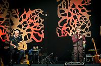 SÃO PAULO,SP, 11.03.2017 - SHOW-SP - A banda Ira! durante apresentação para gravação do DVD Ira! Folk no Citibank Hall, em São Paulo, neste sábado, 11. (Foto: Bete Marques/Brazil Photo Press)