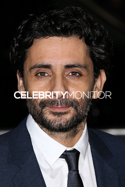 """WESTWOOD, CA, USA - FEBRUARY 24: Jaume Collet-Serra at the World Premiere Of Universal Pictures And Studiocanal's """"Non-Stop"""" held at Regency Village Theatre on February 24, 2014 in Westwood, Los Angeles, California, United States. (Photo by Xavier Collin/Celebrity Monitor)"""