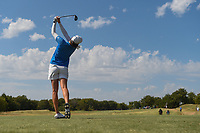 Katherine Perry (USA) watches her tee shot on 12 during round 4 of the Volunteers of America Texas Classic, the Old American Golf Club, The Colony, Texas, USA. 10/6/2019.<br /> Picture: Golffile | Ken Murray<br /> <br /> <br /> All photo usage must carry mandatory copyright credit (© Golffile | Ken Murray)