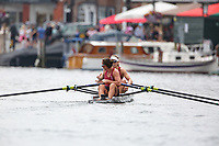 THE STONOR CHALLENGE TROPHY<br /> S. Lu & Y. Wang, CHN (600)<br /> B.C. Donoghue & O.K. Loe, NZL (595)<br /> <br /> Henley Royal Regatta 2019 - Sunday<br /> <br /> To purchase this photo, or to see pricing information for Prints and Downloads, click the blue 'Add to Cart' button at the top-right of the page.