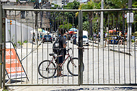 NITERÓI, RJ, 11.11.2018 - ENEM-PROVA - Fechamento dos portões durante o segundo dia de provas do ENEM, na Universidade Federal Fluminense (UFF- Gragoatá) em Niterói região metropolitana do Rio de Janeiro neste domingo, 11. (Foto: Clever Felix/Brazil Photo Press)