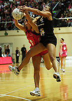 090824 International Netball - NZ Silver Ferns v World 7