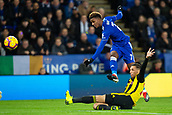 2018 EPL Premier League Football Leicester City v Watford Dec 1st