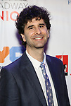 John Cariani backstage at The Fourth Annual High School Theatre Festival at The Shubert Theatre on March 19, 2018 in New York City.