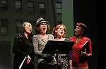 """""""Good Girls Only"""" - the Rehearsal Club Musical - on March 13, 2013 at the Professional Children's School, New York City, New York. Cast:  Mary Lou Barber, Randy Graff,  Ernestine Jackson, Victoria Mallory (6 years on Y&R)  (Photo by Sue Coflin/Max Photos)  917-647-8403"""
