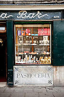 Rosa Salva, since 1870, pasticceria in the Castello district of Venice, Italy
