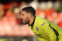 Glenn Morris of Crawley Town during Crawley Town vs Macclesfield Town, Sky Bet EFL League 2 Football at Broadfield Stadium on 23rd February 2019