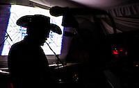 CIUDAD DE MÉXICO, septiembre 11, 2014. El grupo Sonido San Frabncisco durante el aniversario de la revista Spleen Journal en el Museo del Tequila y el Mezcal en la plaza de Garibaldi de la Ciudad de México  el 11 de septiembre de 2014. FOTO: ALEJANDRO MELÉNDEZ