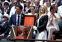 Internationaux de france de tennis de Roland Garros 2017 - Finale MESSIEURS