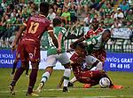 Deportes Tolima venció como visitante 1-0 a Deportivo Cali. Fecha 13 Liga Águila II-2017.