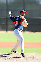 Giovanni Soto - Cleveland Indians - 2010 Instructional League.Photo by:  Bill Mitchell/Four Seam Images..