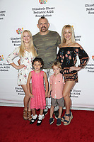 "LOS ANGELES - OCT 28:  Chuck Liddell, Heidi Northcott at the ""A Time For Heroes"" Family Festival at the Smashbox Studios on October 28, 2018 in Culver City, CA"