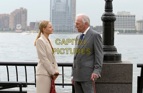 JODIE FOSTER & CHRISTOPHER PLUMMER.in Inside Man.*Editorial Use Only*.www.capitalpictures.com.sales@capitalpictures.com.Supplied by Capital Pictures.