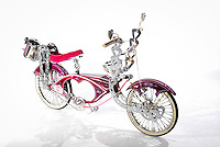 AJ ALEXANDER/AAP - LOW RIDER BIKES<br />