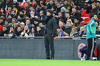 Bundestrainer Joachim Loew (Deutschland Germany) - 10.11.2017: England vs. Deutschland, Freundschaftsspiel, Wembley Stadium