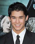 BooBoo Stewart attends The Warner Bros. Pictures Premiere of Unknown held at The Regency Village Theatre in Westwood, California on February 16,2011                                                                               © 2010 DVS / Hollywood Press Agency